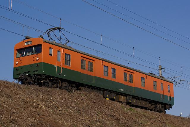 クモヤ143-12ts