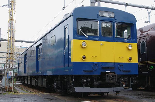 クモヤ143-45s
