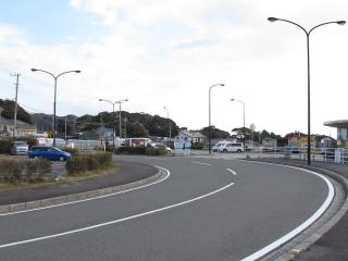 道の駅 鴨川オーシャンパーク 駐車場
