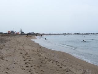 根本海岸 キャンプ場