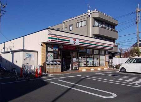 セブンイレブン飯田岡店