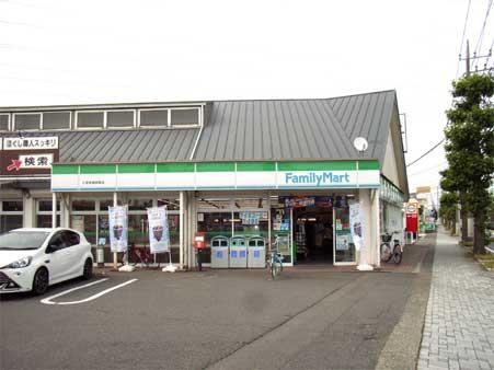 ファミマ飯泉橋店
