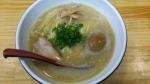 からっ風 鶏白湯ラーメン 14.11.30
