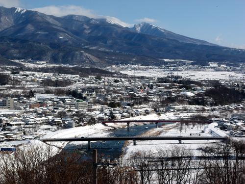 記録的な大雪-1