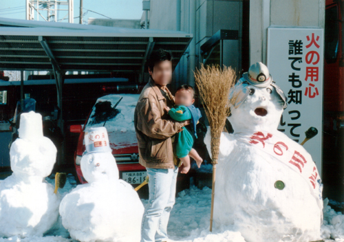 記録的な大雪-10