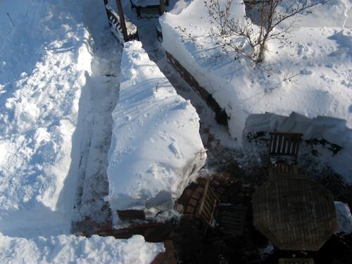 ガーデン復旧作業-30