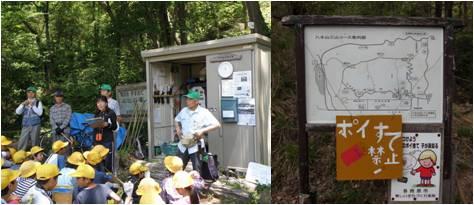 八木山・環境教育