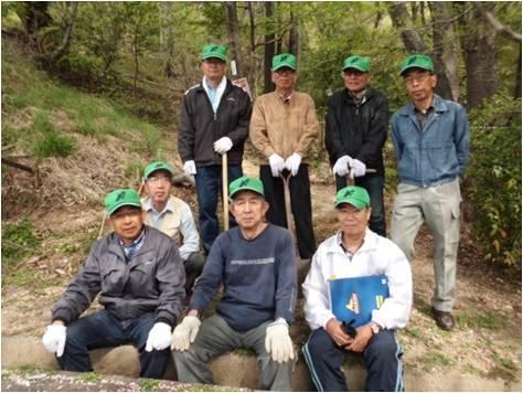 八木山自然の会・集合