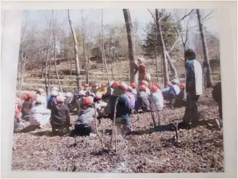 里山を守る会武並・学習の場