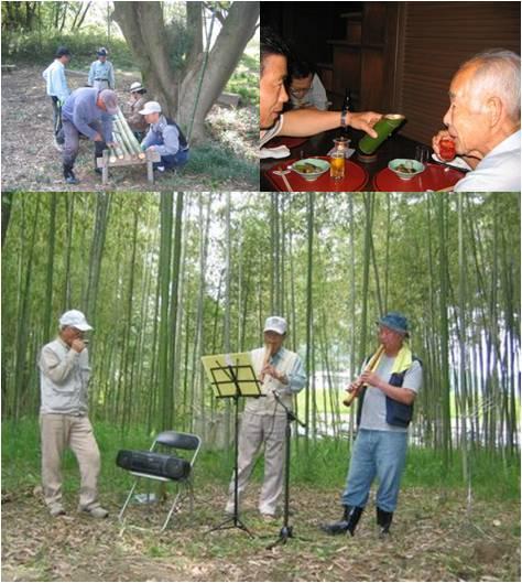 竹文化・竹有効活用