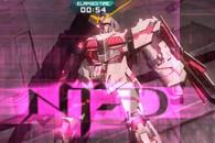 DLC機体ユニコーンガンダムのプレイ動画