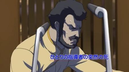 「ガンダム THE ORIGIN」第1話「青い瞳のキャスバル」90秒予告映像02