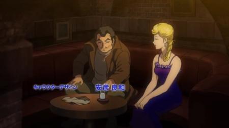 「ガンダム THE ORIGIN」第1話「青い瞳のキャスバル」90秒予告映像10
