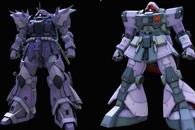 PS3「機動戦士ガンダム-サイドストーリーズ」のDLC第2弾「イフリート・ナハト」、「ペズン・ドワッジ」t
