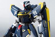 ROBOT魂 ガンダムF91 (ハリソン・マディン機) スカルハートVer.t