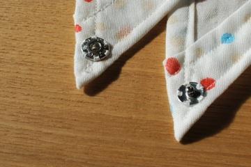 三角巾 スナップ