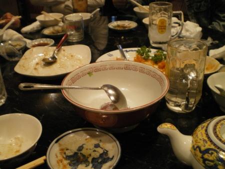 御徒町の中華料理屋さん