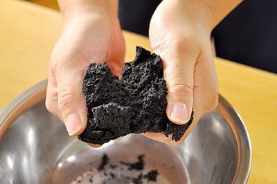 桜島火山灰ねんど,桜島,火山灰,粘土細工,工作,鹿児島
