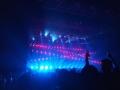 ガルネリ Zepp 照明赤、青