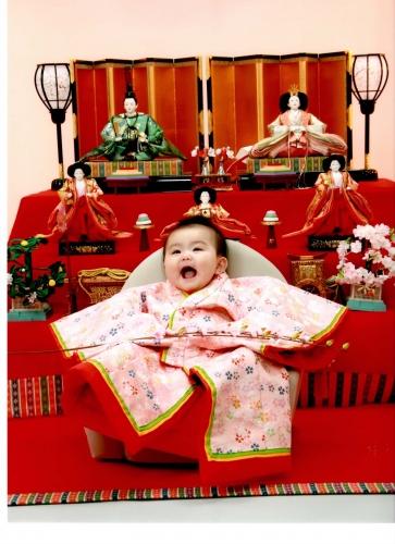 ひな人形 雛祭り 雛人形 7段飾り スタジオマリオ2