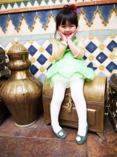 3 ターパン 衣装 コス コスプレ disney tinker bell peter pan handmade costume