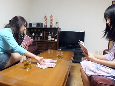 ポーカー対決!パート1