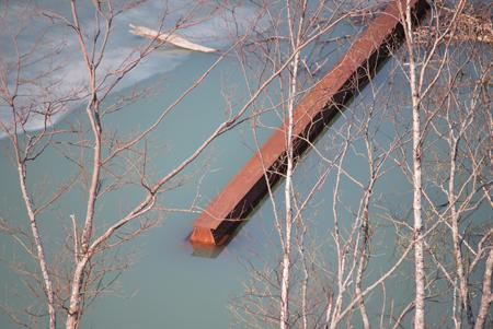 三弦トラス橋3