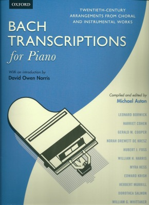 Bach TranscriptionsBlog
