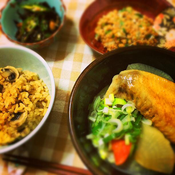 20140607_鶏と大根の煮物