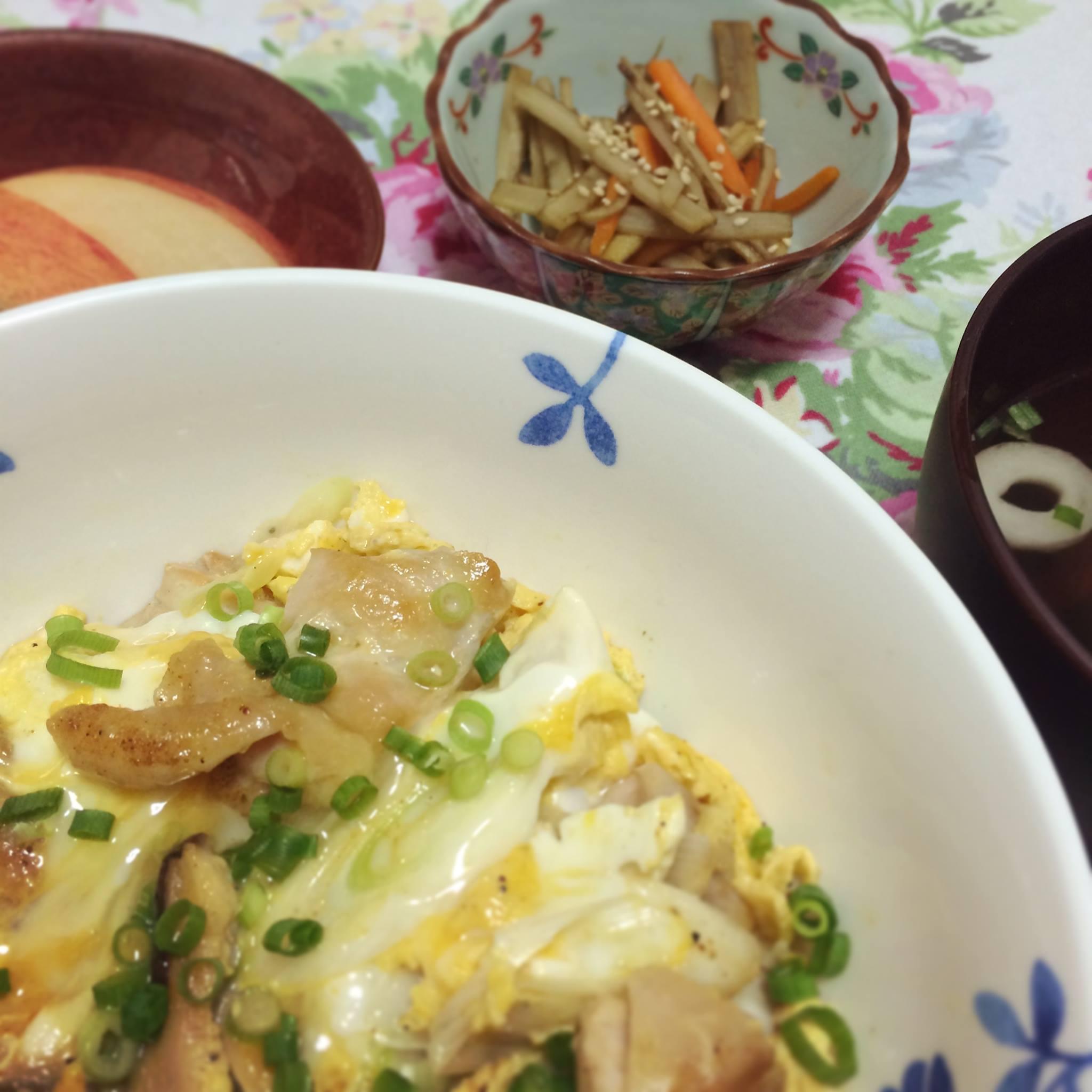 20140619_親子丼