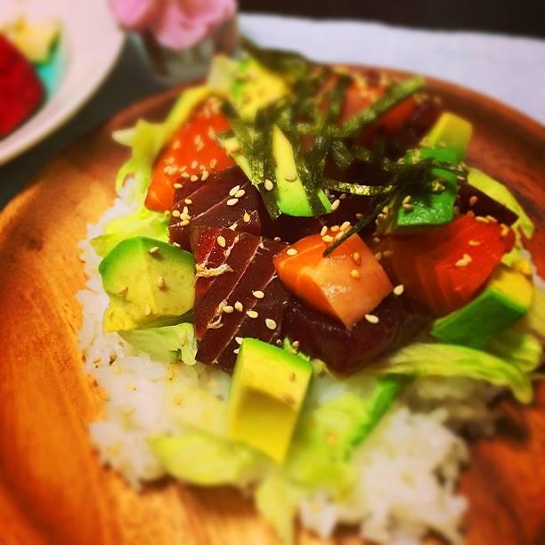 20140701_ポキ丼