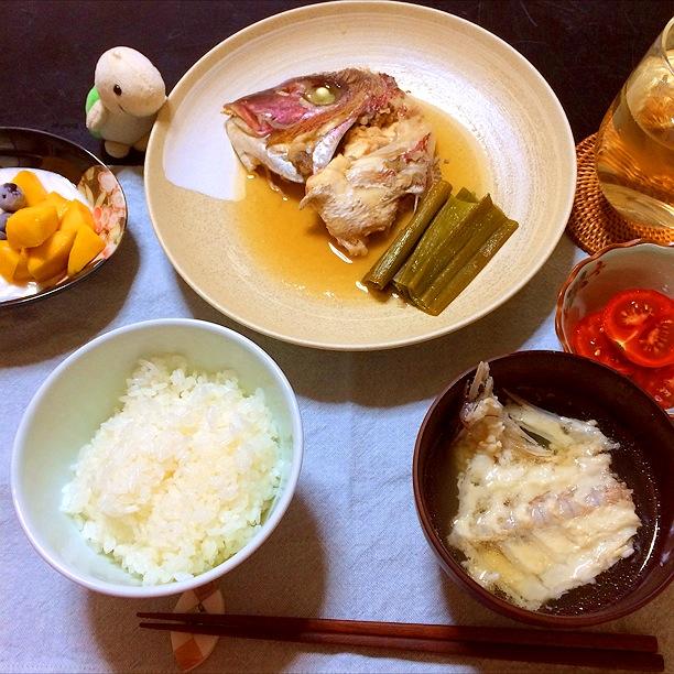 20140808_鯛のかぶと煮