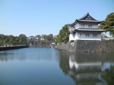 巽櫓と富士見櫓