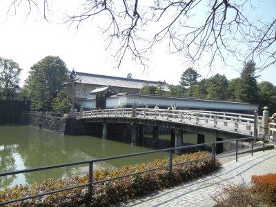 平川橋・平川門