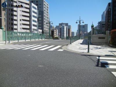 三つ又の橋(三吉橋)