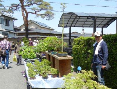 風評被害から脱した那須の園芸店