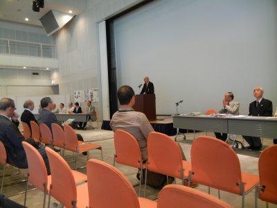TCGC総会開始