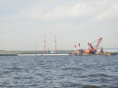 新海面処分場埋立地