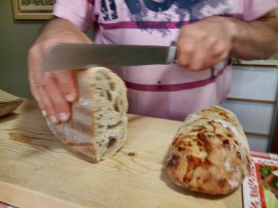 シォ ティエリ の古いパン