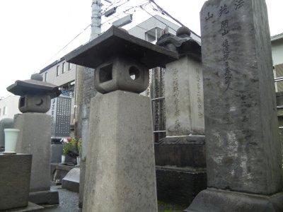 改修三沢の局の墓