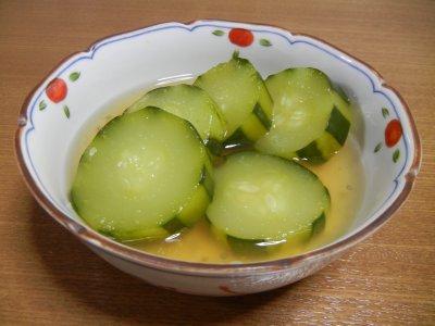 太胡瓜煮in波佐見焼鉢