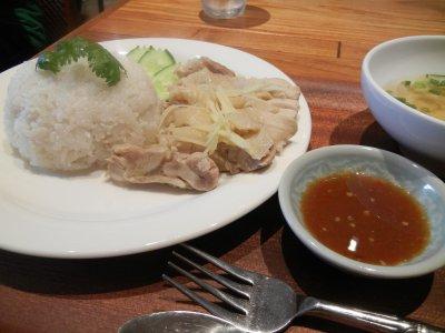 バンコク鶏飯・カオマンガイ