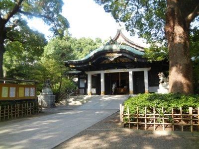 熊野権現(王子神社)