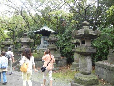 増上寺・徳川家墓所