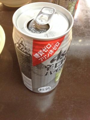 缶の焼酎ハイボール