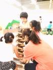 20140711②エキナカえんそく 北中野保育園