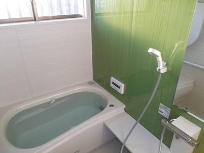 DSCF1416 浴槽後