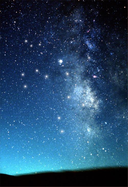 射手座の銀河