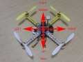 ST360 Quad Copter HKPilot Mega V2.5 Stabilize Simple Mode