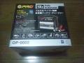 ディープサイクルバッテリー充電器OP-0002